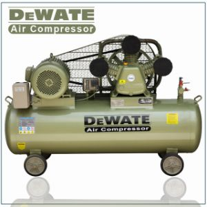 Electric Piston Type Silent Mobile Air Compressor for Sale pictures & photos
