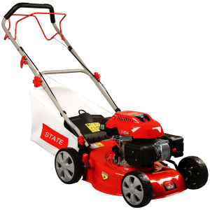"17"" Professional Self-Propelled Lawn Mower pictures & photos"