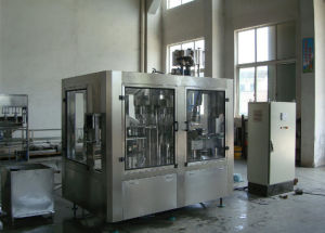 Low Price Small Pneumatic Bottle Mineral Water Filling Machine pictures & photos