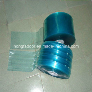 Anti-Static Polar Transparent PVC Sheet Fabric PVC Strip Curtain (HF-K58) pictures & photos