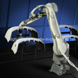 Coating Line for Motorcycle Aluminum Parts