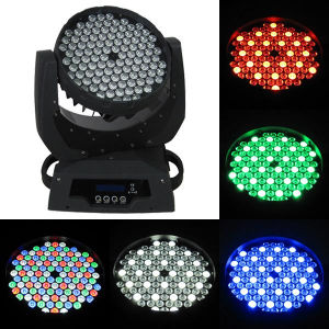 Wholesale Price 108PCS 3W RGBW LED Moving Head Wash Light pictures & photos