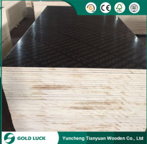 Water Proof Melamine Faced Marine Plywood for Construction 1220X2440mm pictures & photos