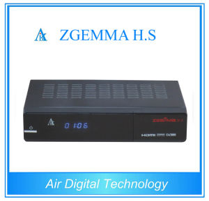 Original Zgemma H. S Enigma 2 Linux DVB S&S2 with Dual Core CPU pictures & photos