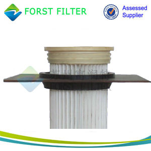 Forst Pleated Dust Collector Cement Filters pictures & photos