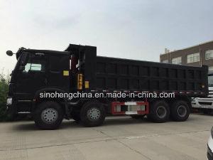 30t Sinotruk Heavy Truck HOWO 8 X 4 Dump Trucks 371HP pictures & photos