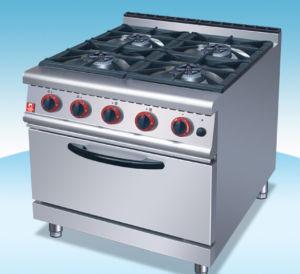 Kitchen Gas Range Equipment Technical Parameters pictures & photos