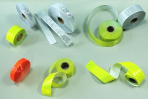 Reflective Crystal Tape, Made of PVC pictures & photos