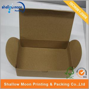 Hot Sale Kraft Paper Cake Box (QYZ391) pictures & photos