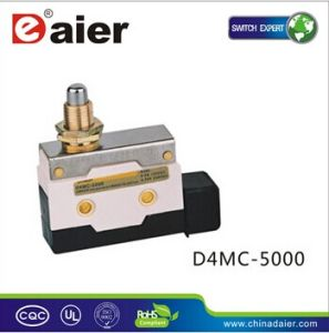 D4mc-5000 Electric Micro Switch with Roller pictures & photos
