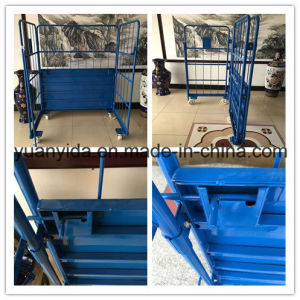 Big Size Heavy Duty Powder Coating Roll Pallet pictures & photos