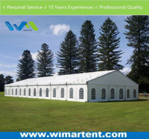 15x35m Luxury Waterproof Shelter Tent for Wedding, School Events pictures & photos