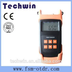 Multifunctional Fiber Ranger Techwin Fiber Fault Locator Cable Tester pictures & photos
