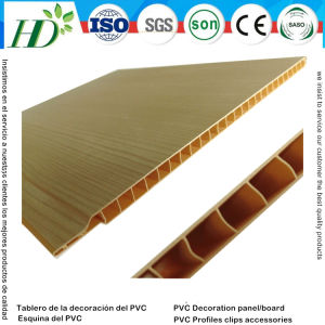 PVC Ceiling PVC Wall Panel 2017 (RN-105) pictures & photos