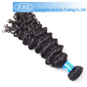 5A Brazilian Curly Virgin Human Hair pictures & photos