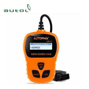 2018 Best OBD 2 Autoscanner Om121 OBD2 Scanner Support Full Obdii Function Auto Diagnosis Tool Odb2 Car Diagnostic Scanner pictures & photos