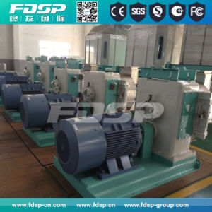 Ring Die Fish Feed Making Machine/Aqua Feed Pellet Granulator Price pictures & photos