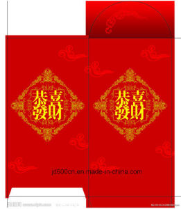 Red Paper Bag/Red Pocket/Paper Envelope for Chinese Estive pictures & photos