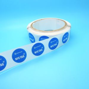 Customized Proximity Contactless RFID NFC NTAG213 Label pictures & photos