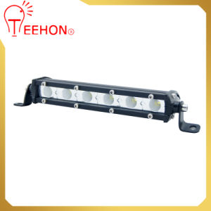 Super Slim 18W Powerful LED Light Bar with Adjustable Brackets pictures & photos