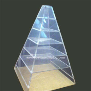 Custom Acrylic Clear Hat Display Case pictures & photos