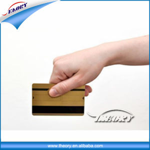 Cheapest Price Bank, Commercial, Business Glossy /Frosted/Matte Finish Magnetic Card pictures & photos