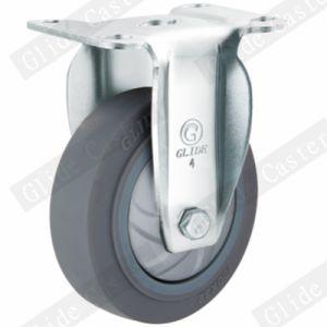 Medium Duty Single Bearing TPR Swivel Caster (G3317) pictures & photos