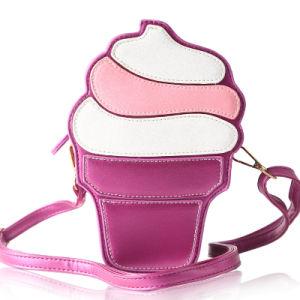 New Children Shoulder Bag Cartoon Ice Cream Shoulder Bag pictures & photos