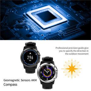 2017 Popular 3G Network Mtk6572 Healthy Smart Watch pictures & photos