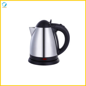 Stainless Steel Brushed Finish Water Kettle for Hotel pictures & photos