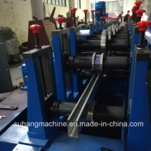 Solar Photovoltaic Steel Bracket Making Machine with Press Machine pictures & photos