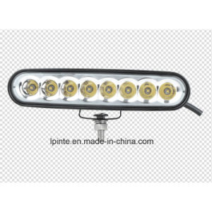 "6.5"" 8 LED 40W LED Work Light 10-60V Universal pictures & photos"