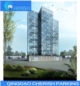Tower Parking--- Vertical Lifting Parking System pictures & photos