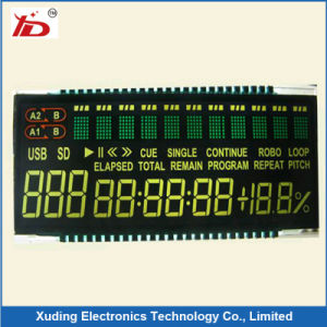 LCD Panel Stn Green Negative Monitor LCD Display pictures & photos