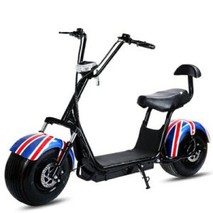 2018 New Scooter Motorcycle Bike1500W Motor Scooter with Remove Battery pictures & photos
