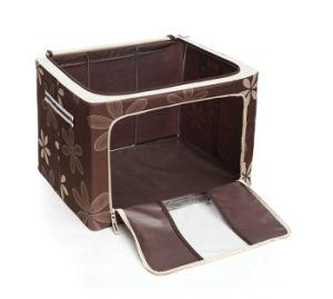 Nylon Storage Bag Folding Waterproof Storage Box pictures & photos