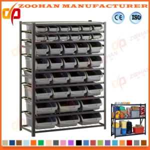 Metal Medium Duty Warehouse Shelving Steel Storage Rack (Zhr195) pictures & photos