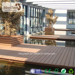 WPC Building Material with Coextrusion Composite Decking pictures & photos