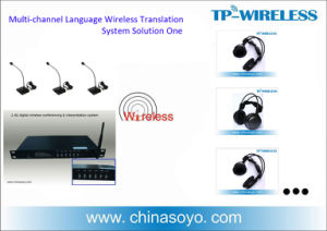 2.4G Simultaneous Interpretation System for Meeting pictures & photos