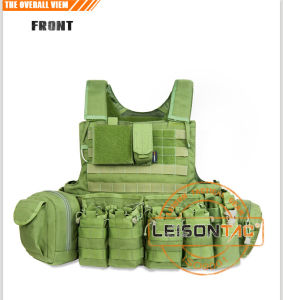 Ballistic Bulletproof Vest with Quick Release System SGS and Nij Standard pictures & photos