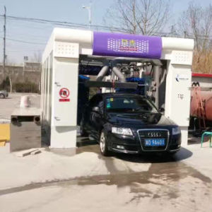 Qatar Automatic Car Wash Machine for Doha Carwash Business pictures & photos