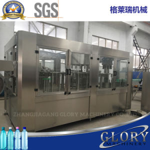 Complete Automatic Pure/Mineral Bottle Water Filling Machine pictures & photos