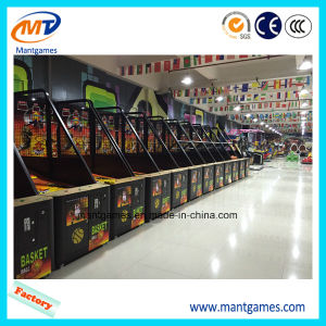 Indoor Coin Operated Arcade Basketball Game Lottery Machine Redemption Game pictures & photos