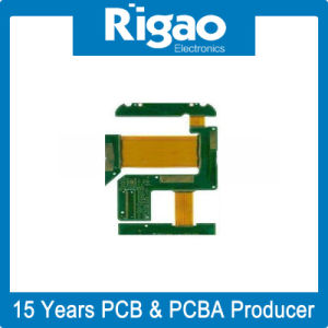4 Layer Rigid-Flex PCB with High Quality PCB/PCBA pictures & photos