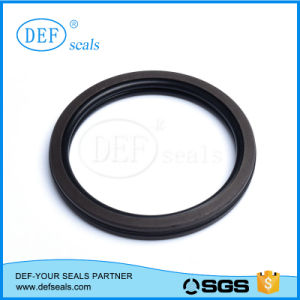 Hydraulic Piston Seals PU/PTFE Seals for Presses/Cylinders pictures & photos