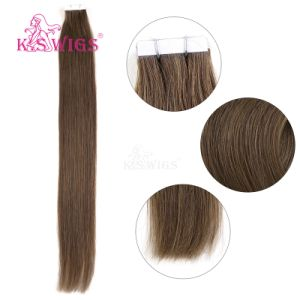 Big-Salling Virgin Human Hair 7A Brazilian Remy Hair Extension pictures & photos