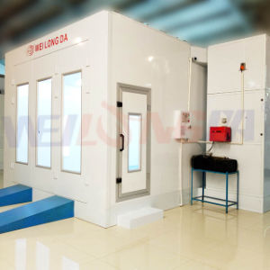 Wld-8200 Spray Booth Supplier in Australia pictures & photos