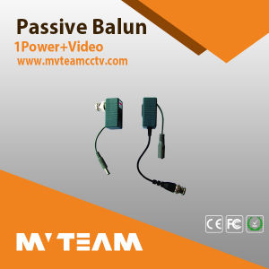 Cat-5 Video CCTV Balun Without Audio (MVT-213AT/BR) pictures & photos