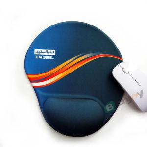 Ergonomic Wrist Rest Mousepad Sublimation Printed Custom Logo pictures & photos