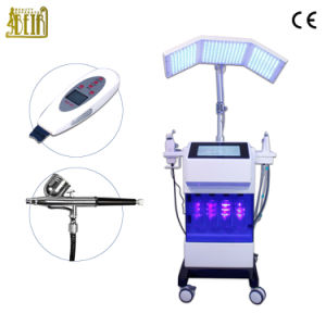 Newest 8 in 1 Multifunctional Hydra Facial LED Therapy Beauty Equipment pictures & photos